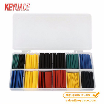 280pcs Single Wall Heat Shrink Tubing Kit 2:1